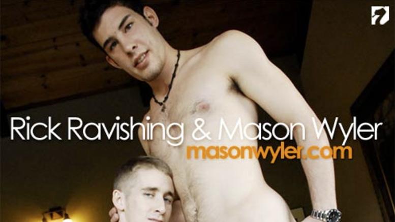 ... MasonWyler: Mason Wyler & Rick Ravishing. «