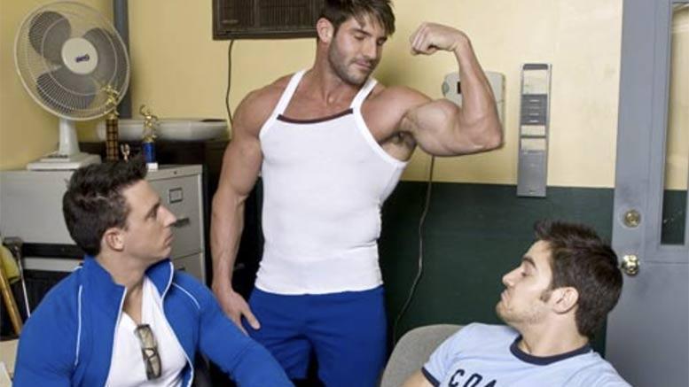 Male bodybuilders gay bodybuilders