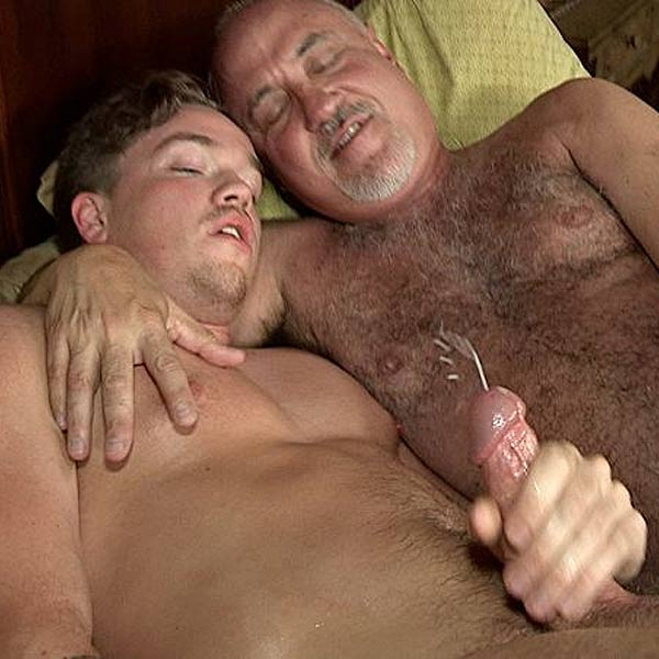 Analsex with the dad from my friend 8