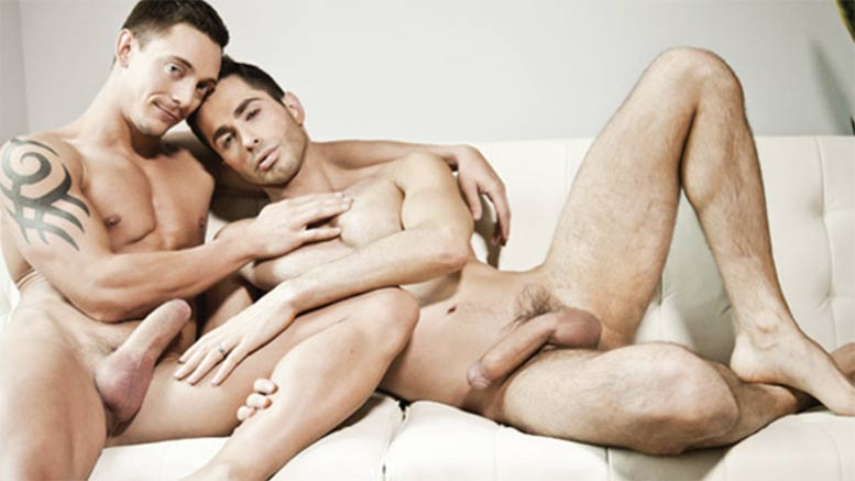 image Michael lucas david lonnstrom and felipe ferr