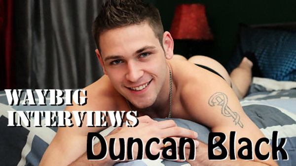 WB Interviews Duncan Black