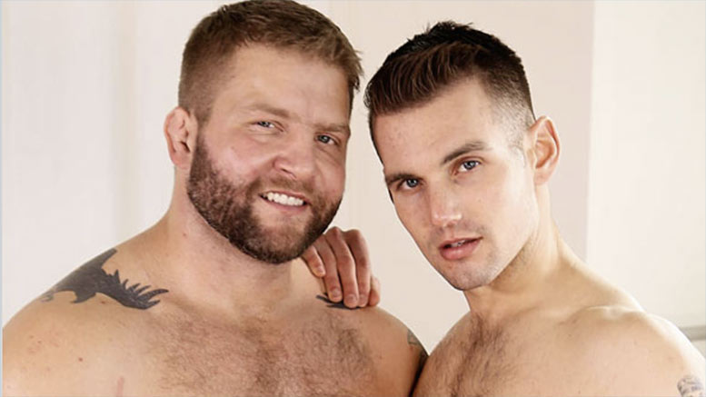 Gay The Imposter Part Colby Jansen Chris Harder Pornsos 1