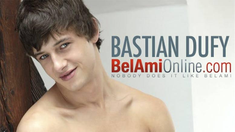 BelAmiOnline: Bastian Dufy (Pin-Up)