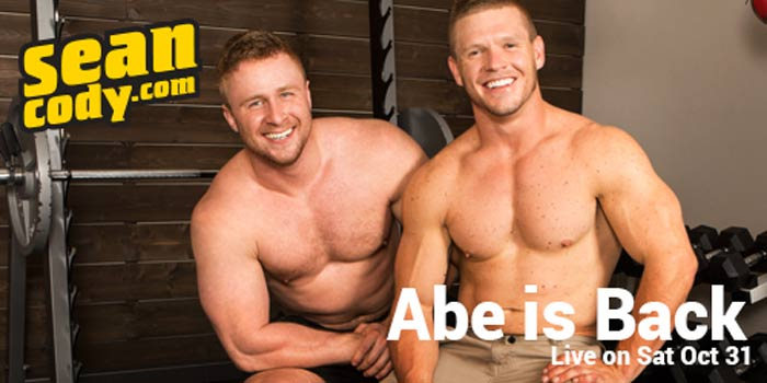 Abe Returns To Sean Cody with Rusty This Saturday