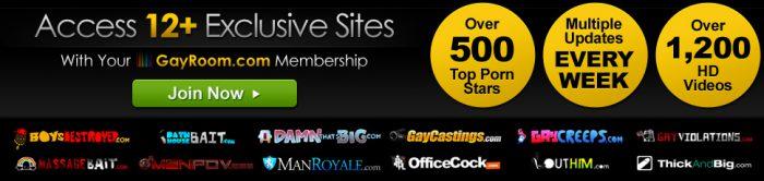 GayRoom Blog Banner 1