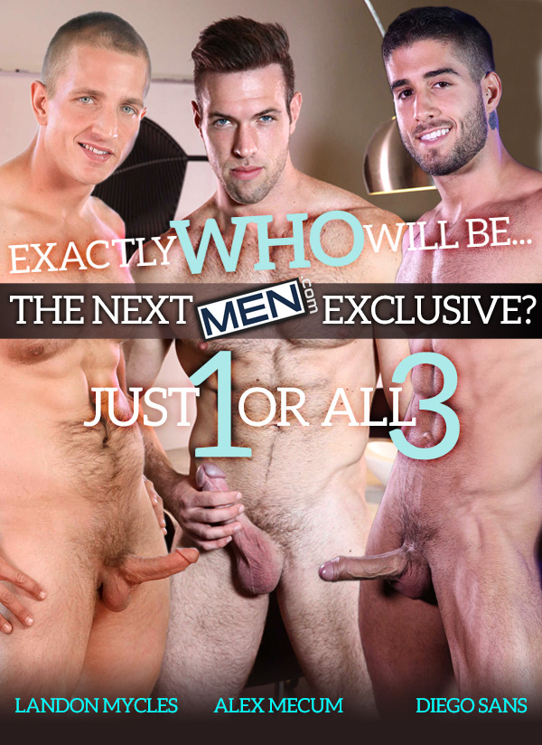 Exactly Who Will Be The Next Men Exclusive?