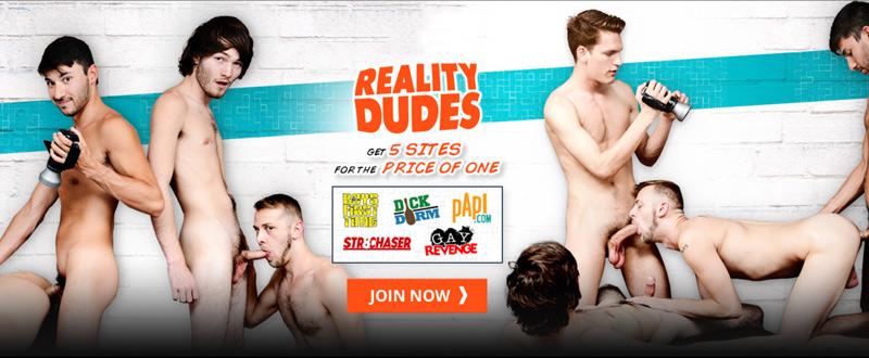 RealityDudesNetwork Blog Banner #2