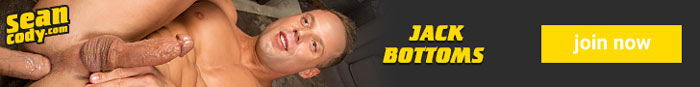 Sean Cody Jack Bottoms Blog Post Banner