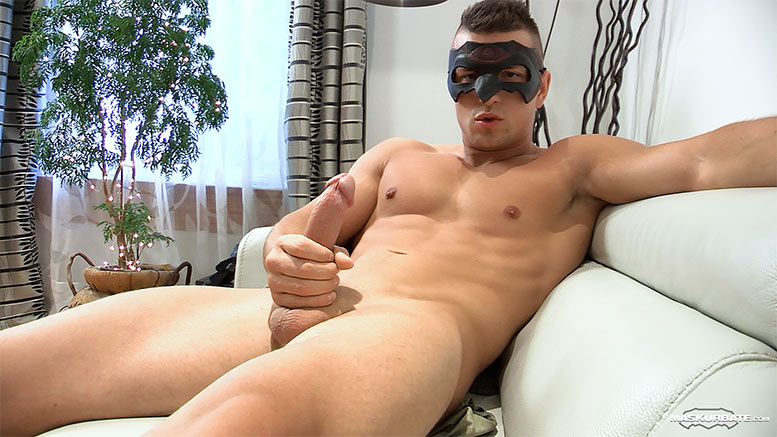 image Maskurbate paying the rent with his beautiful cock