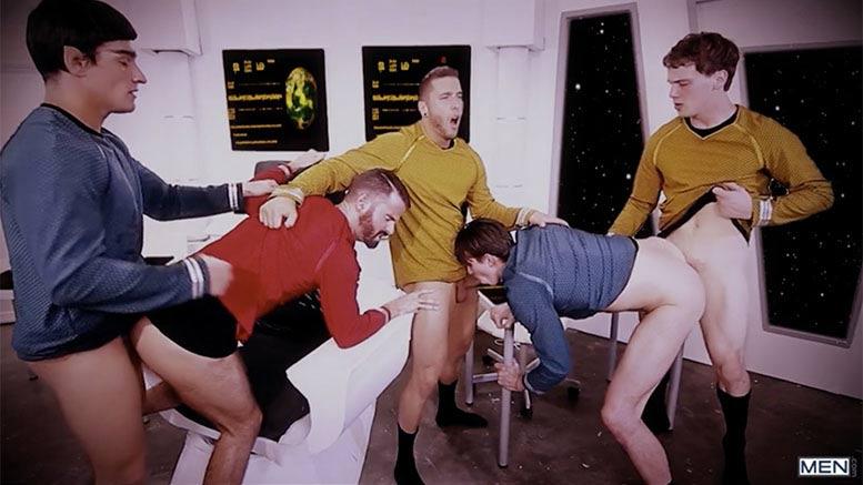 star trek tng porn parody