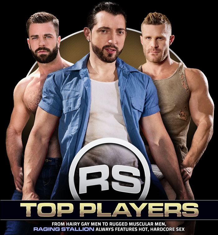 Raging Stallion Blog Banner #1