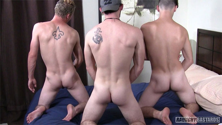 bareback porn gay Raunchy