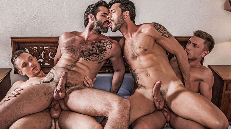 Andrey james fucked a white guy - 1 part 9