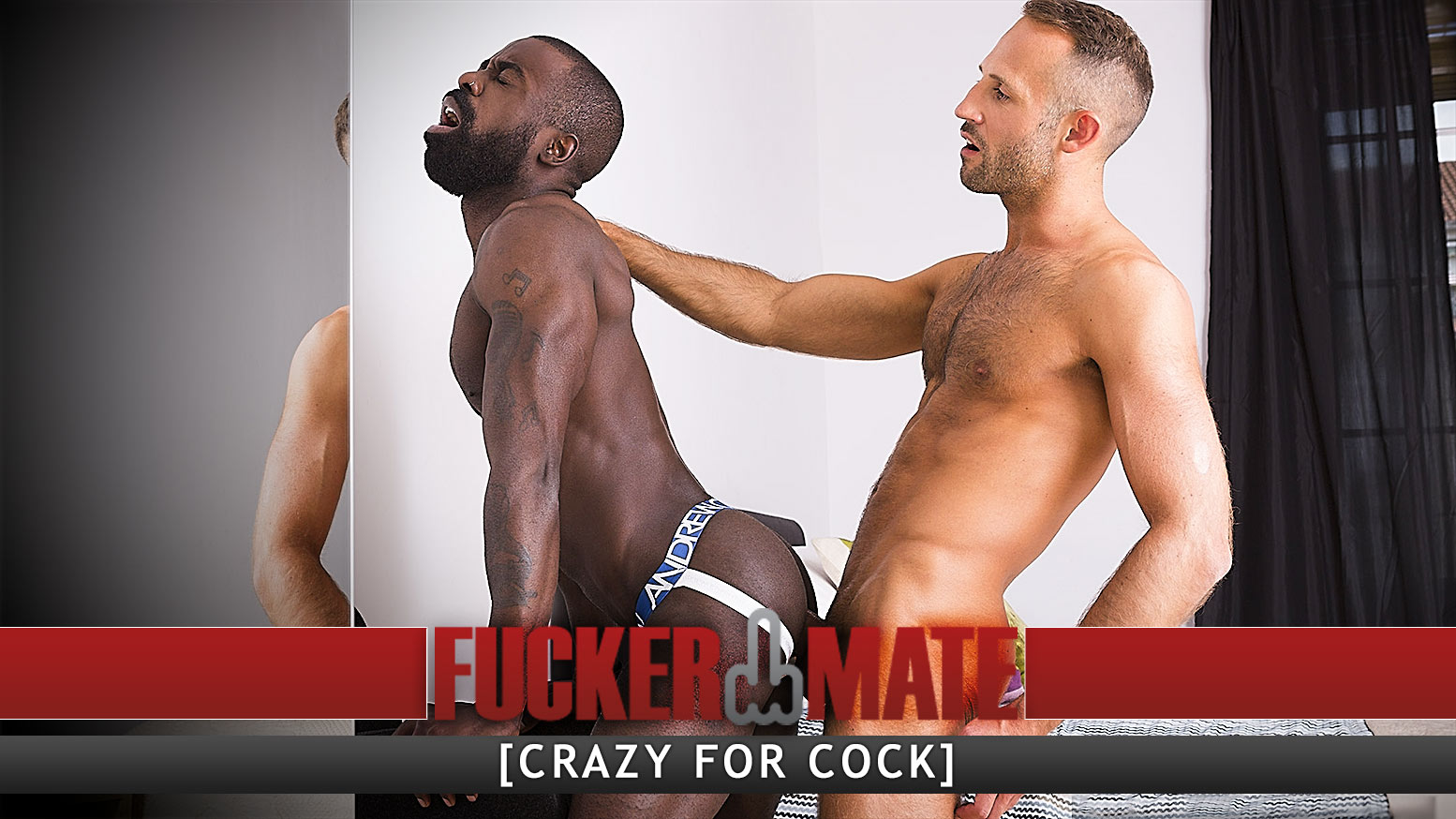 Crazy for your cock