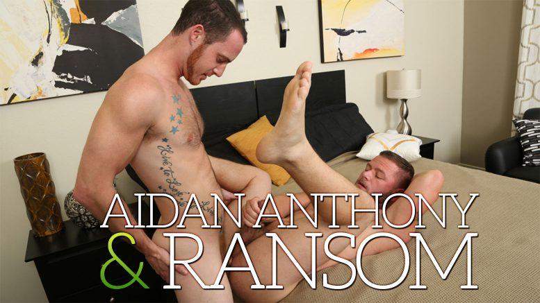 ChaosMen: Aidan Anthony Fucks Ransom