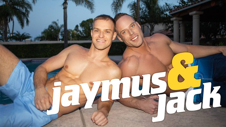 Sean Cody: Jaymus Fucks Jack