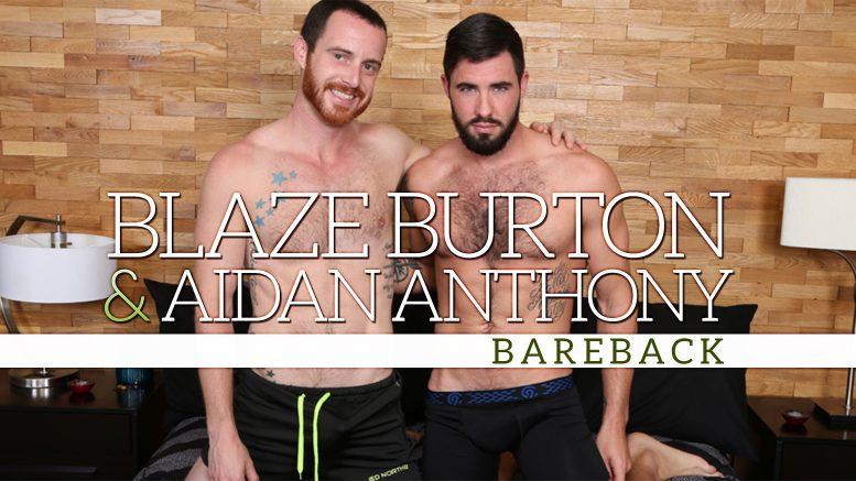 ChaosMen: Blaze Burton and Aidan Anthony Flip-Fuck