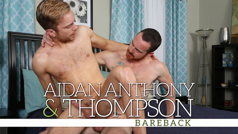 ChaosMen: Aidan Anthony Fucks Thompson [Bareback]