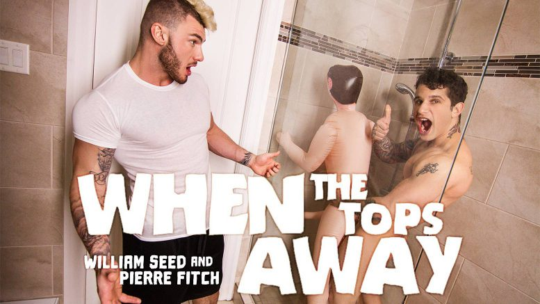 MEN Series: William Seed Fucks Pierre Fitch in 'When The Top's Away, Part 2'