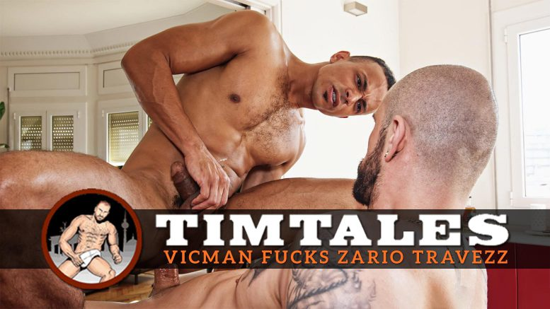 TimTales: Vicman Fucks Zario Travezz