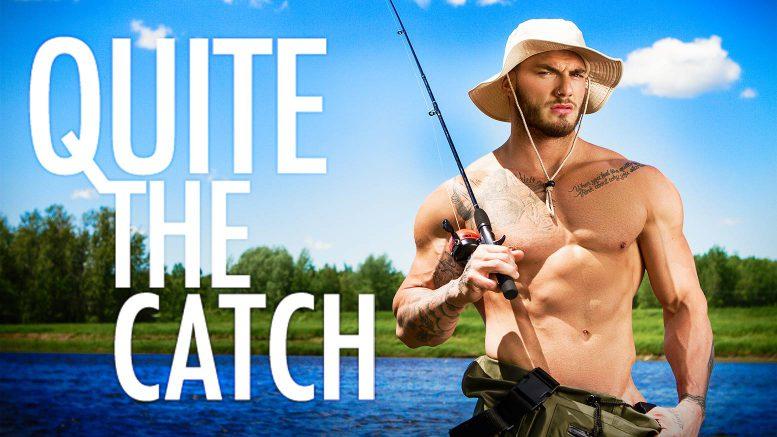MEN: William Seed Fucks Matthew Parker in 'Quite The Catch'
