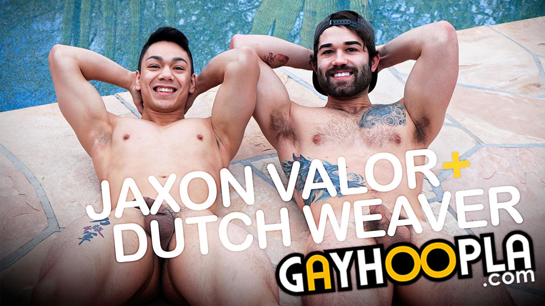 Porn Dutch gayhoopla: dutch weaver fucks jaxon valor - waybig