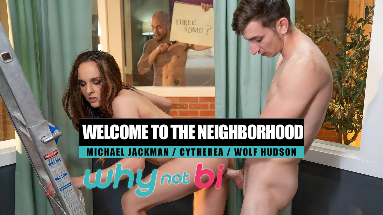 Welcome to the neighborhood porn
