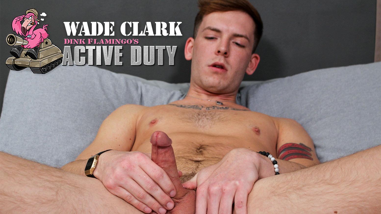 Wade Clark (New Recruit)